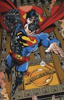 Cyborg, superman, worst, robot