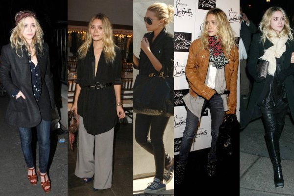 olsen twins style. Style Icon Pt. 1: Ashley Olsen