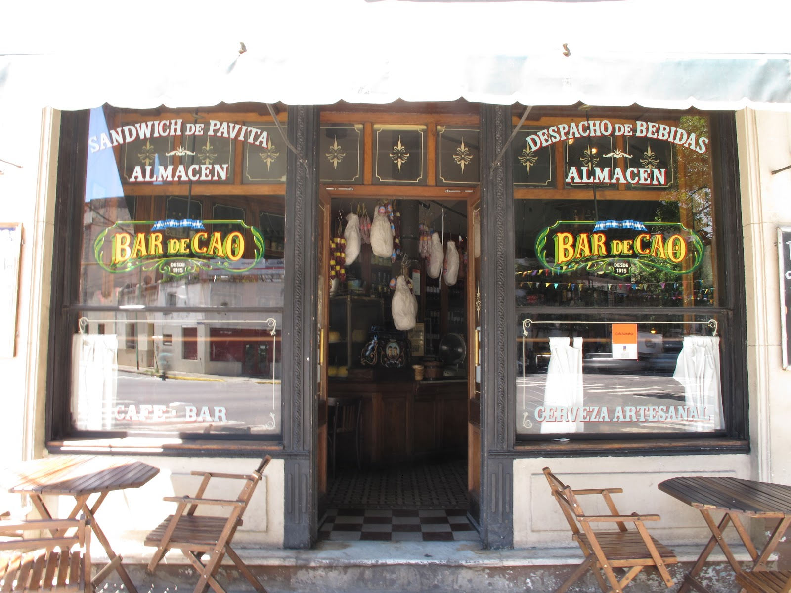 Buenos Bar De Aires Cao Norberto wAnXvqO