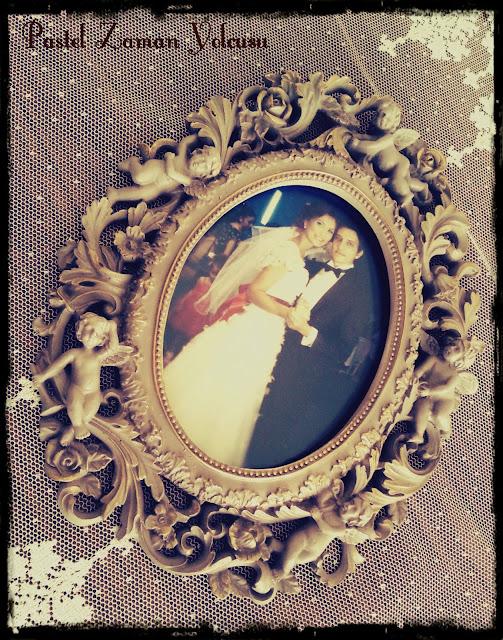 Aynadan Çerçeve, DIY, Madame Coco Melekli Çerçeve, Madame Coco Melekli Ayna