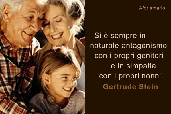 Connu Aforismario®: Nonni e Nipoti, Zii e Cugini - Frasi, battute e proverbi TA24