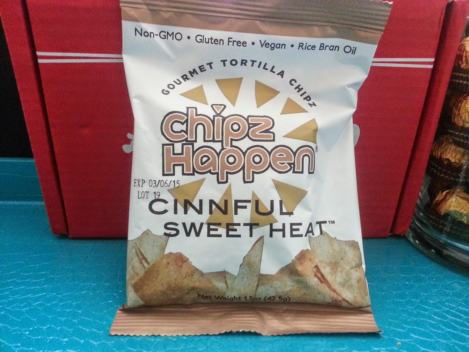 Chipz Happen: Cinnful Sweet Heat Tortilla Chips