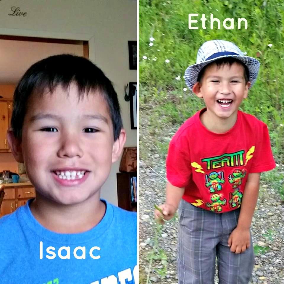 Isaac & Ethan