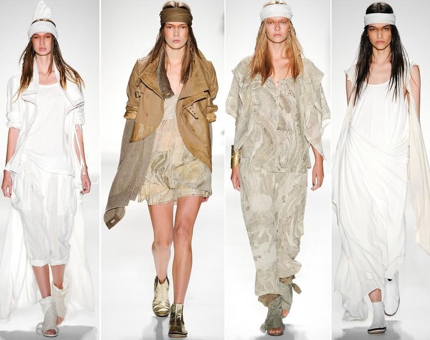 diseñadores desfile nueva york