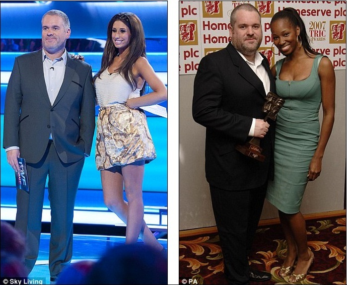 stacey solomon and chris moyles dating show On the show we will see singletons battle it out for dates gobby moyles, 38, joins sexy stacey solomon, 22, to front sky living's new dating show on the show we will see singletons battle.