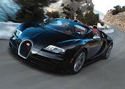Bugatti Veyron Grand Sport Vitesse .