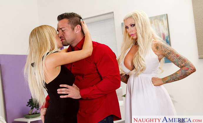 Tasha Reign & Lolly Ink in 2 Chicks Same Time