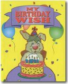 thumb my birthday wish 0 My Fairytale Personalized Book/DVD/CD Review and Giveaway (Put your child in their own book or favorite show)