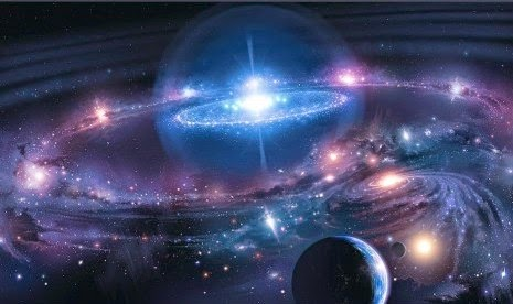 Gambar Wallpaper Malam Lailatul Qadar Lebih Indah dari 1000 Bulan