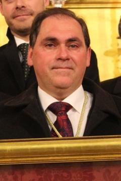 Nuestra Hermandad vuelve a estar de enhorabuena: nuestro actual Hermano Mayor, D. Indalecio Falcón Ruiz ha sido nombrado por el Consejo General de ... - indaleciopregonerosemanasanta14