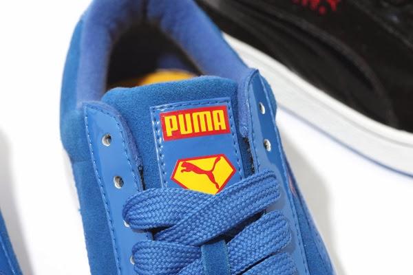 Puma vestirá a Superman y a Tom & Jerry