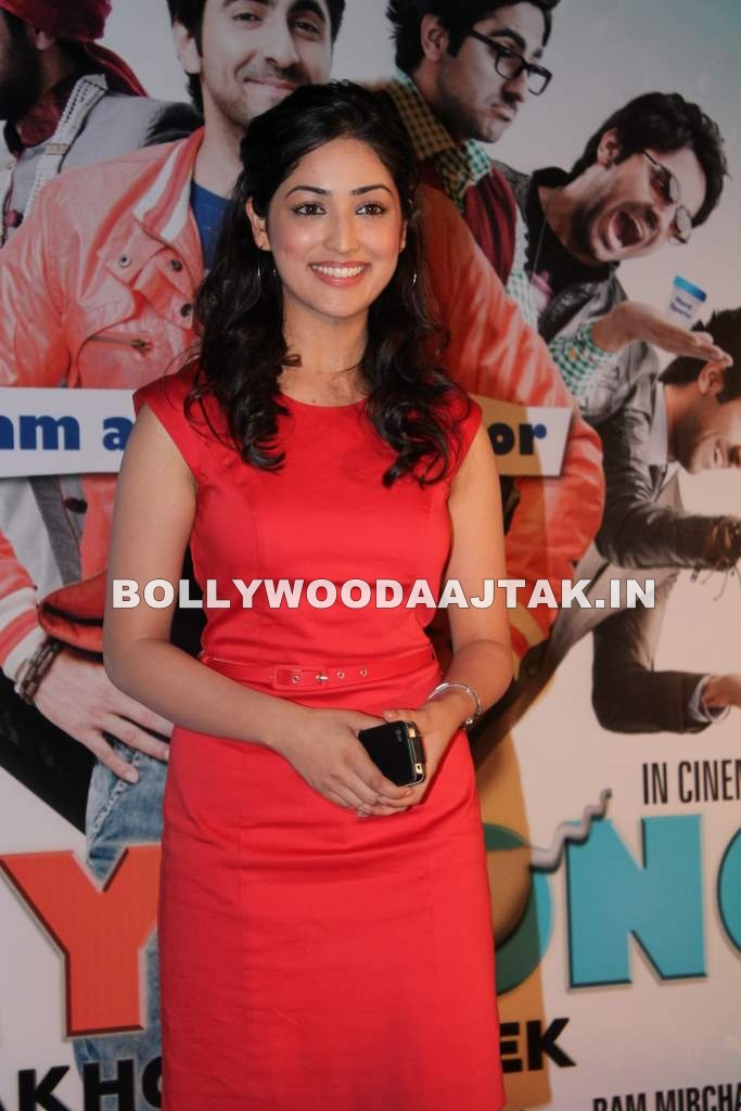 'Vicky Donor' Actress - 'Vicky Donor' Heroine Pics