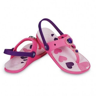 Sandal Anak Perempuan Branded