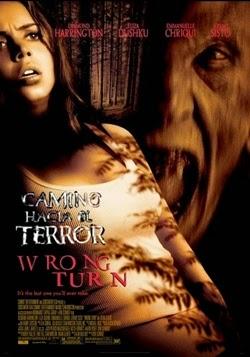 Camino Hacia el Terror (2003) [Latino]