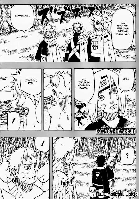 Komik Naruto 654 Bahasa Indonesia halaman 7