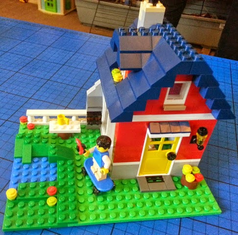 LEGO Creator 31009 Small Cottage 3in1 set