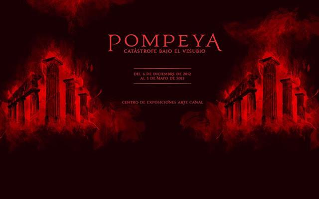Exposición Pompeya