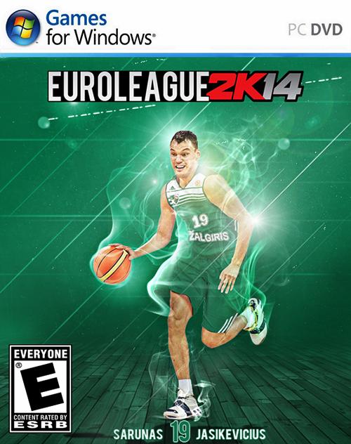 NBA 2K14 Euroleague Teams Patch (Full Update) - NBA2K.org