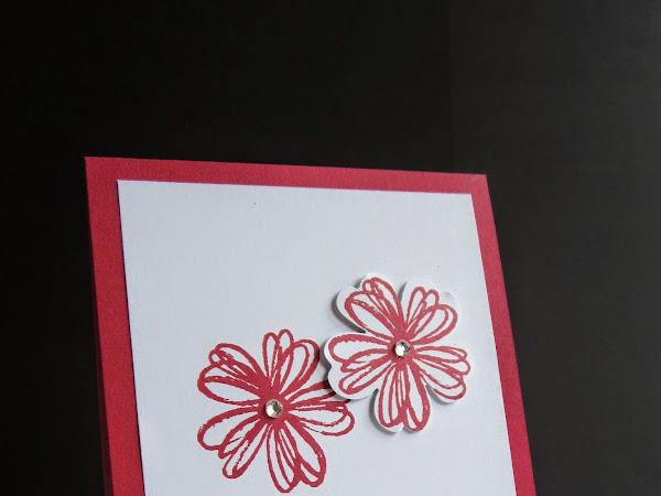 Cherry Cobbler Birthday Flowers