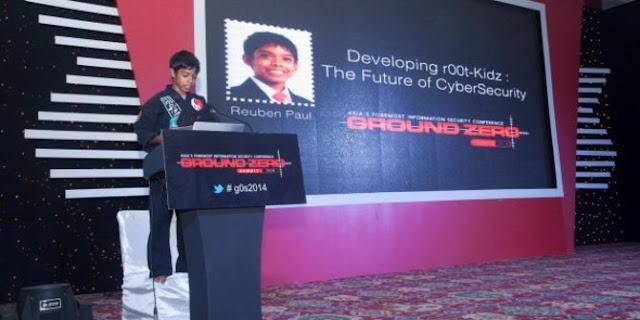 Umur 9 tahun, bocah ini sudah jadi hacker top dan CEO perusahaan