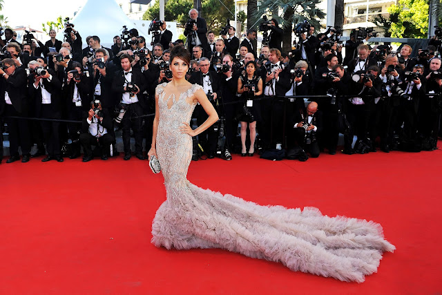 Eva Longoria Dress cannes 2012