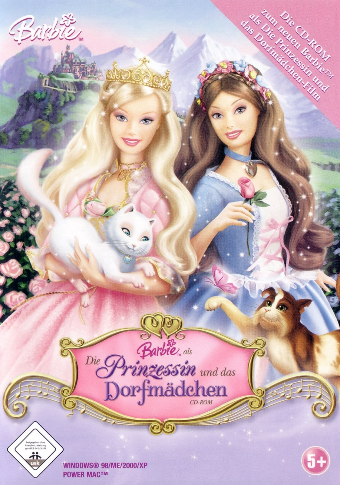 Filmov zia barbie as the princess and the pauper - Barbie en princesse ...