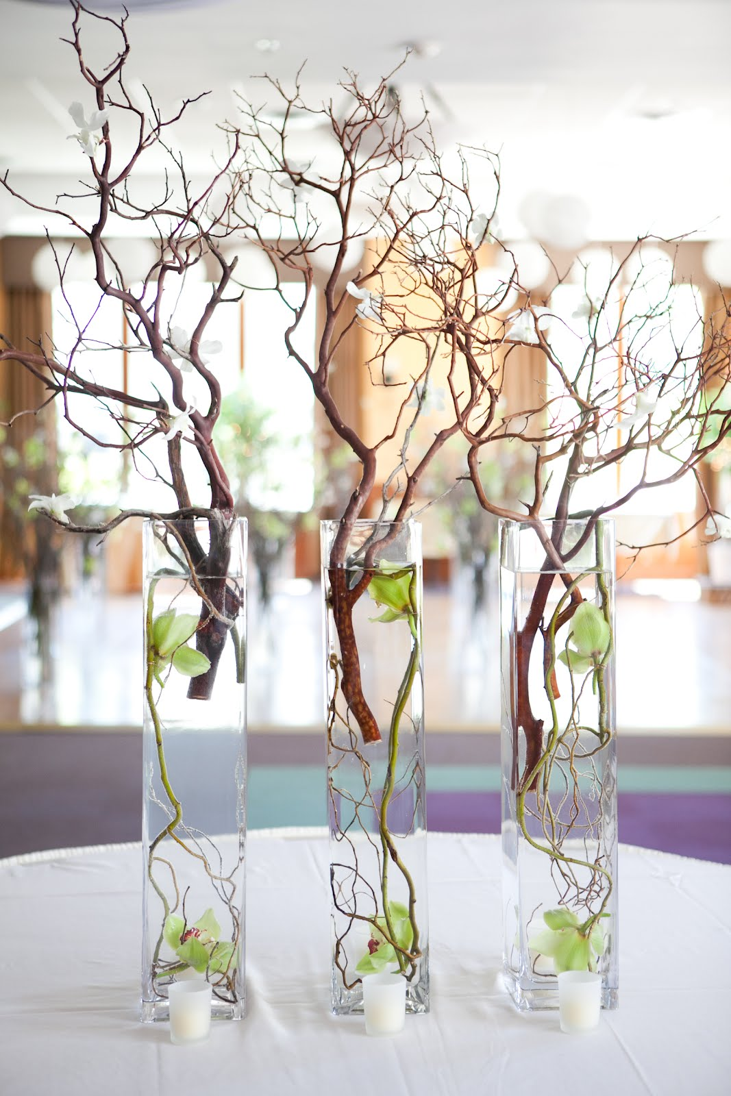 Dana markos events event design and floral styling event for A decoration that is twisted intertwined or curled