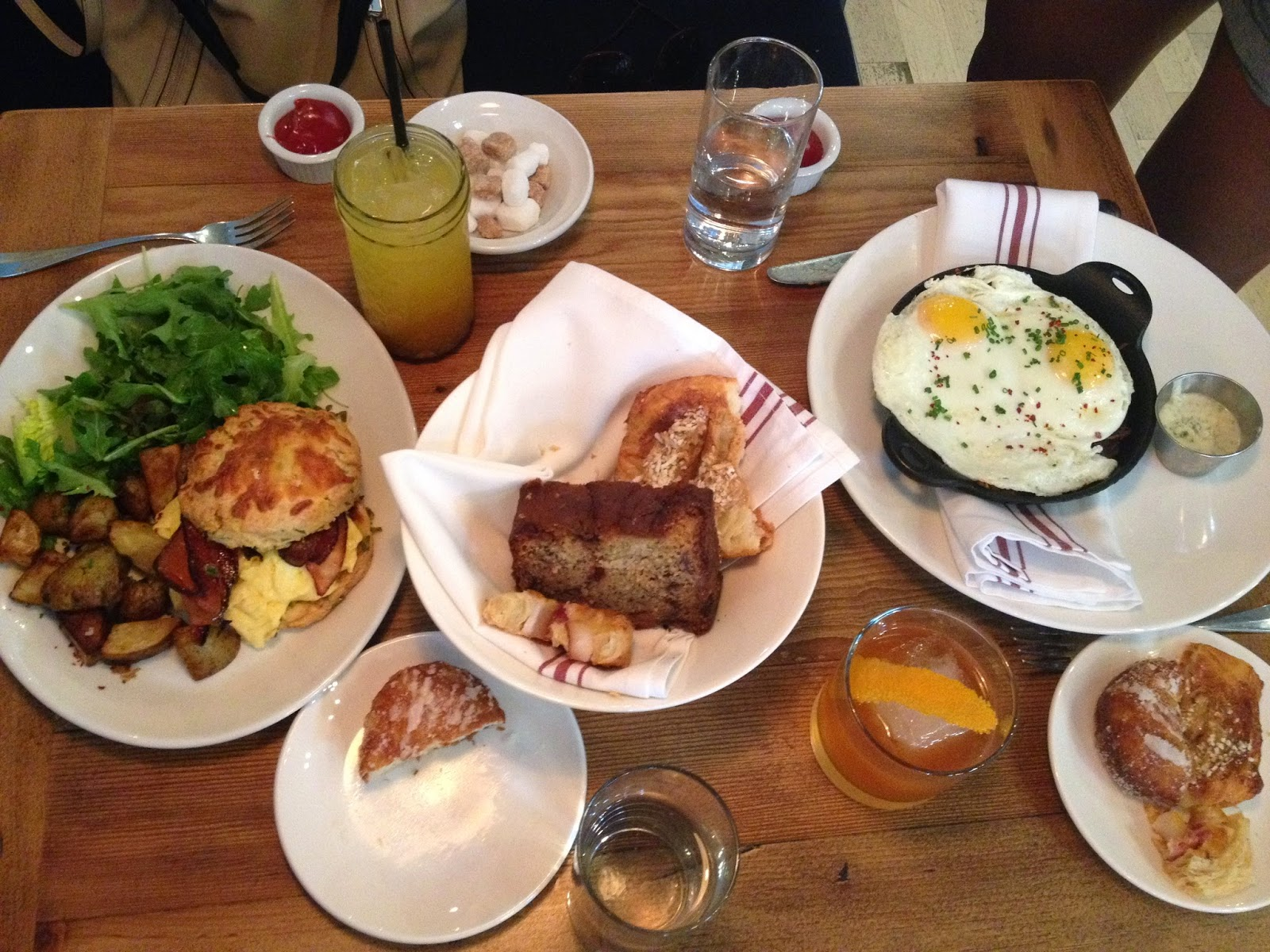 puritan and company review best boston brunch