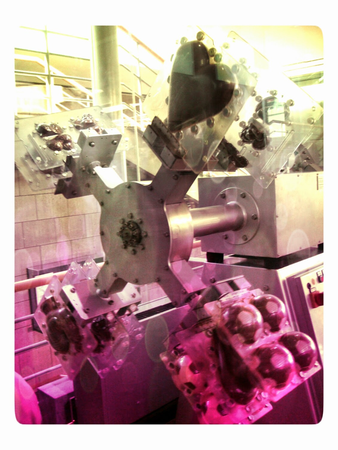 Colonia Museo del Cioccolato