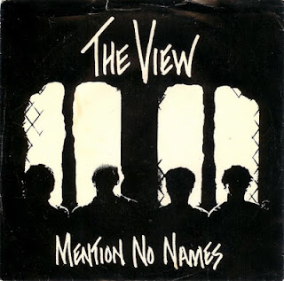 The View - Mention No Names / Impulse  (1981)