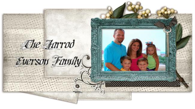 Jarrod Everson Family
