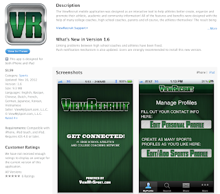ViewRecruit Mobile App
