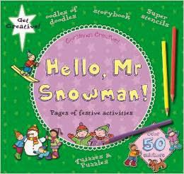 Hello, Mr. Snowman!
