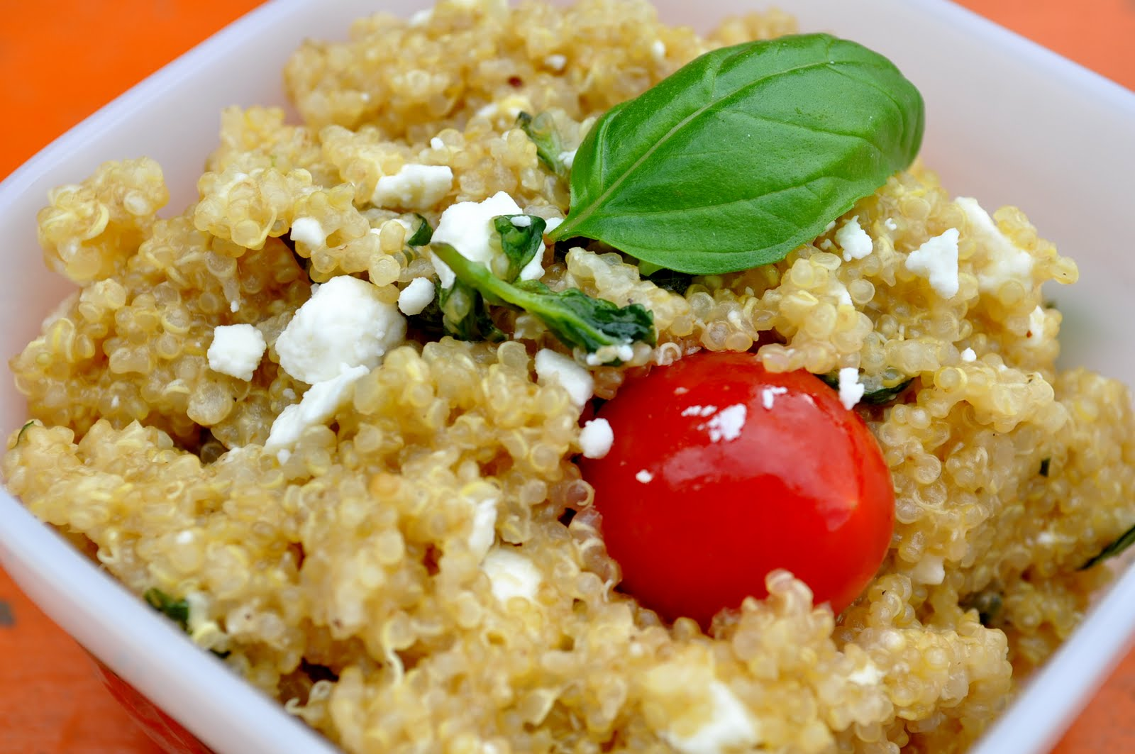 ... for Dinner Mom?: Just Another Meatless Monday #67 Quinoa Side Dish