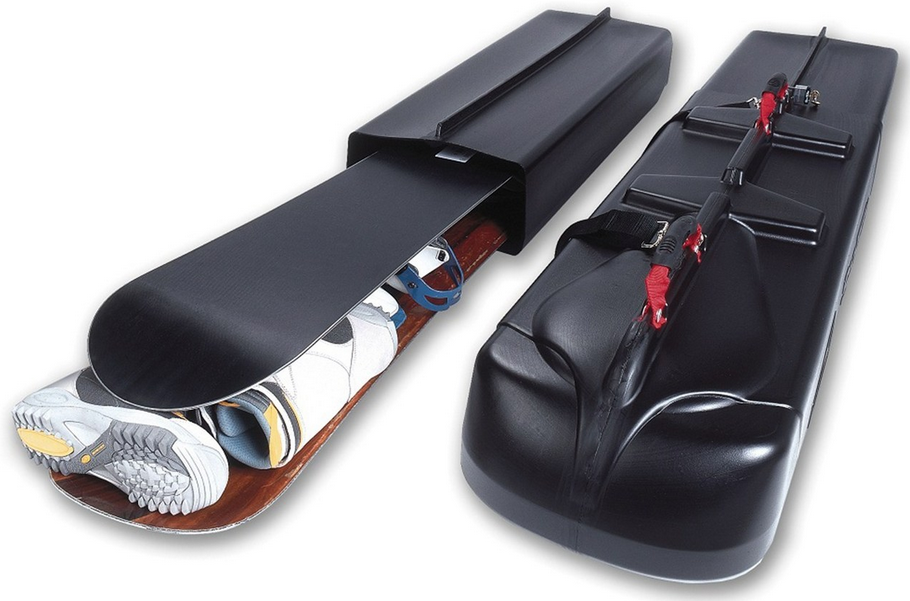 hard snowboard case
