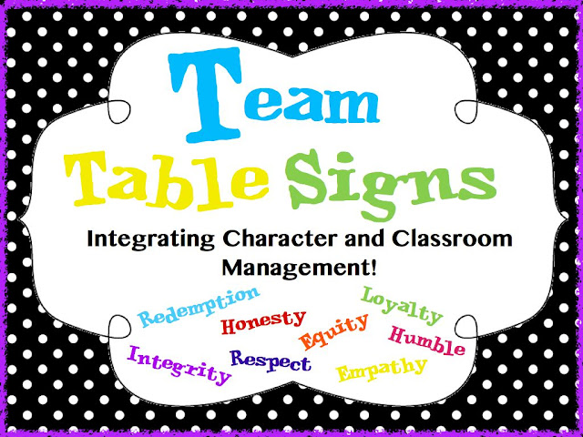 https://www.teacherspayteachers.com/Product/Team-Signs-for-Character-Building-1965807