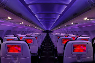 Virgin America's Economy Class Cabin is rated as one of the world's best