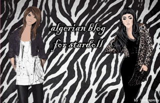Algerian blog for stardoll