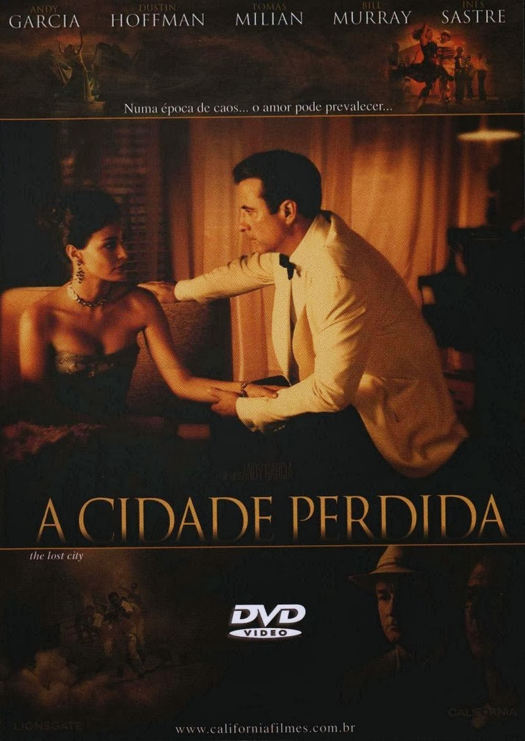 A Cidade Perdida – Dublado (2005)