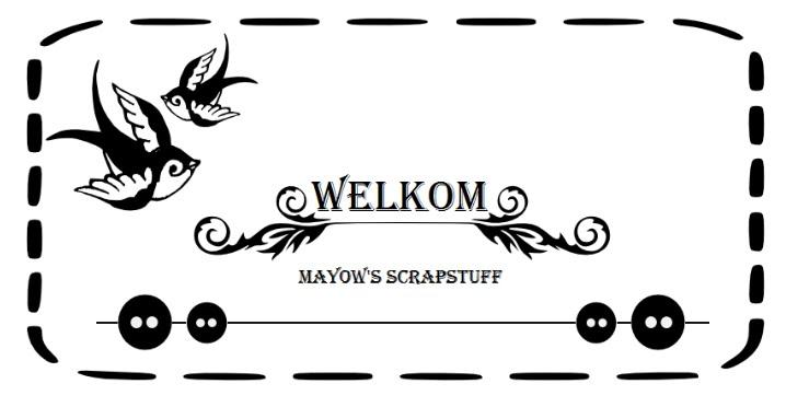 Mayow's scrapstuff