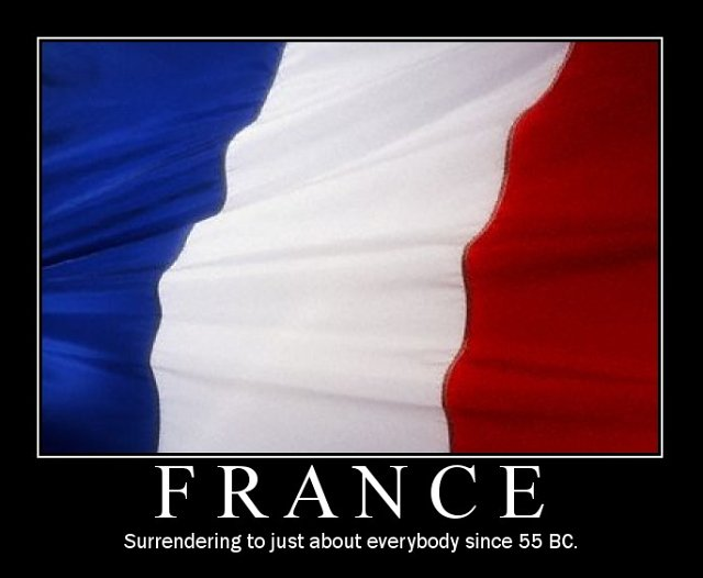 french funny flag