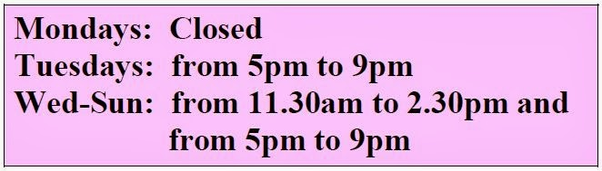 Current Trading Hours: