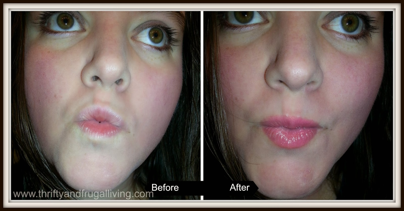Thrifty And Frugal Living Envyderm Lipplumper Gloss Review Giveaway