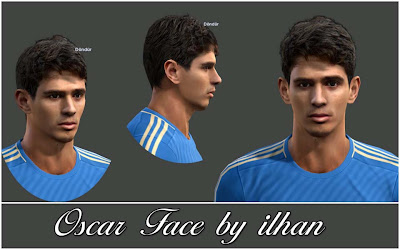Oscar Face by Ilhan