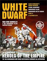 White Dwarf Weekly número 91 de octubre