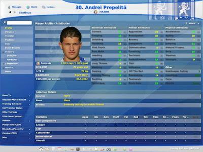 Football Manager 2008 PC Game Full Setup