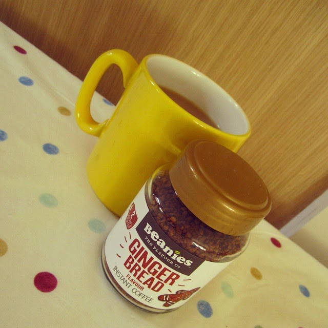 Coffee mug and coffee jar