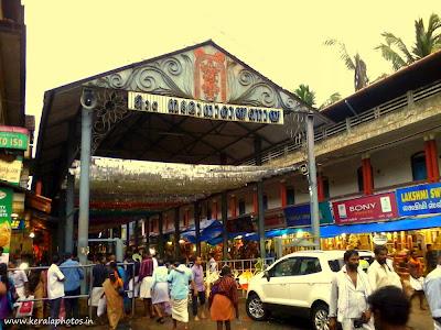 Guruvayoor Temple - Thrissur,Kerala