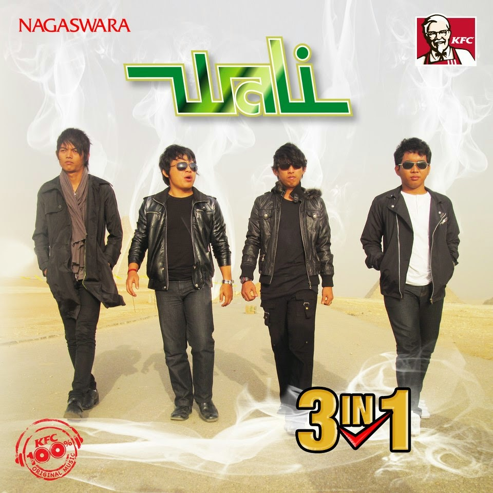 Album Wali 3 in 1 (2012)