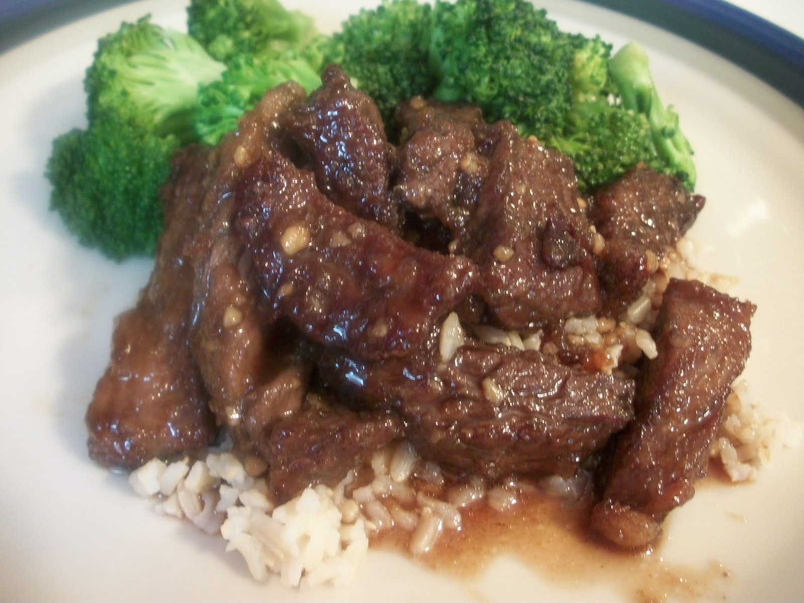 Cook with Sara: Crispy Orange Beef